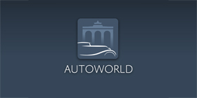 Autoworld Brussels Autoworld tmp Logo