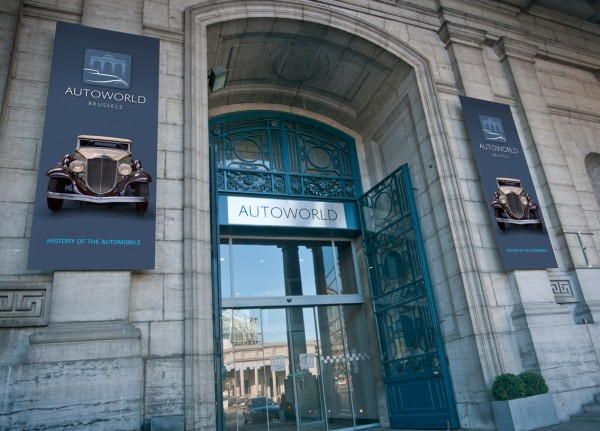 Autoworld Brussels Museum Logo