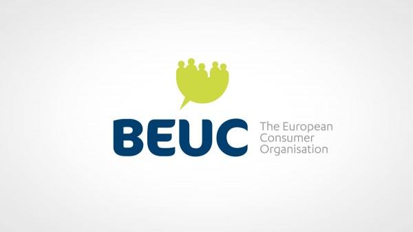 Beuc Corporate Identity Logo