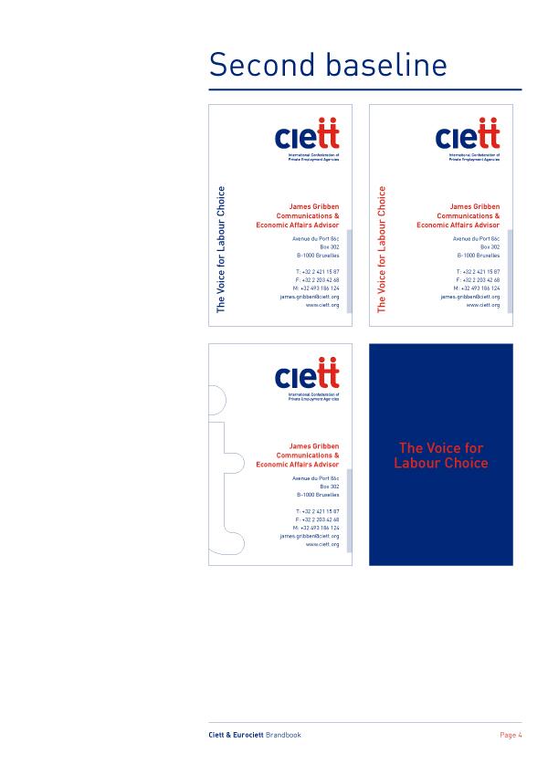 Ciett Brand Book Logo Second Baseline Examples