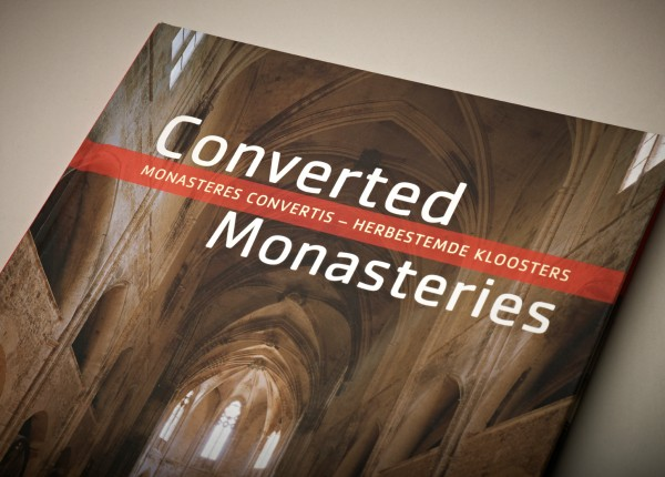 Converted Monasteries Book Design