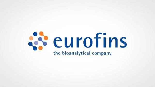 Eurofins Logo with Baseline