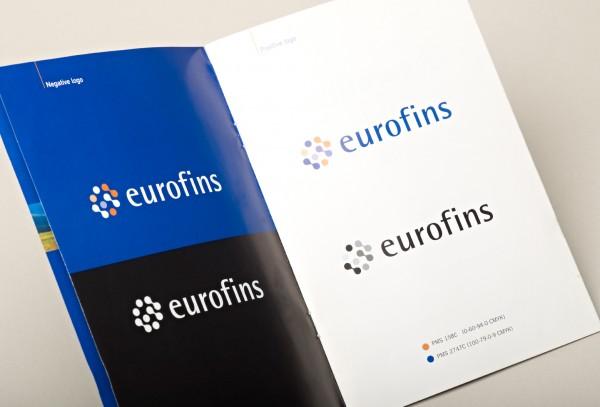 Eurofins Logo Usage