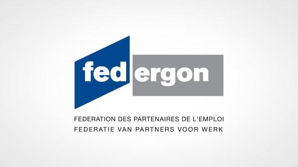 Federgon - Logo - Exelmans Graphics - Visual Communication