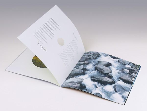 Fluxys Annual Report Design Spread
