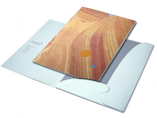 Fluxys Stationery Folder