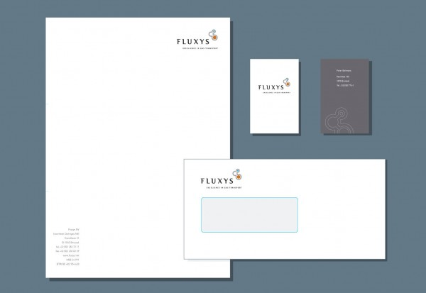 Fluxys Stationery