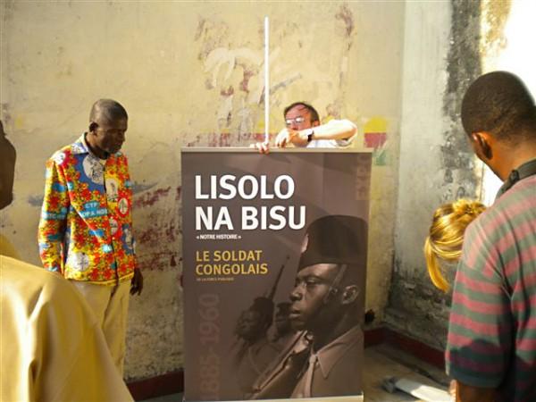 Lisolo Na Bisu Exposition - Congo Build