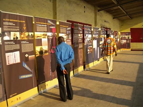 Lisolo Na Bisu Exposition - Congo Room