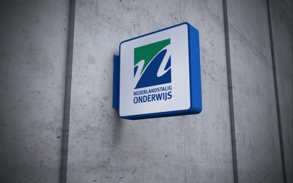 Logo Nederlandstalig Onderwijs in Brussels
