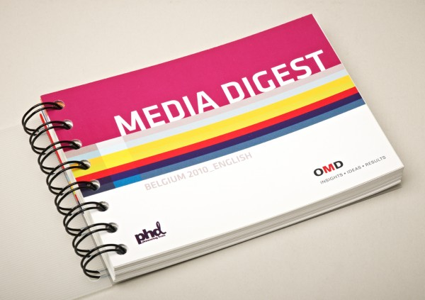 OMD Media Digest Cover