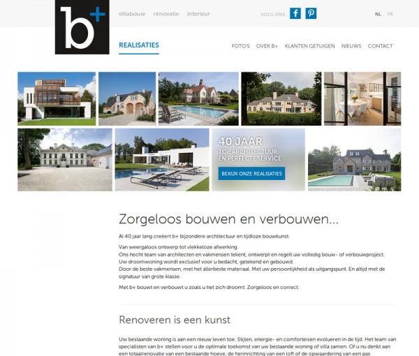 B+Villas B+ Villas Web