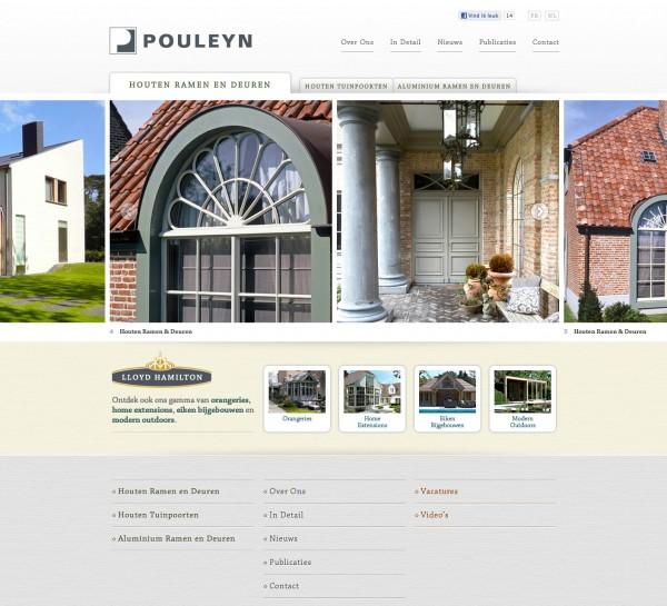Web Design Development Pouleyn