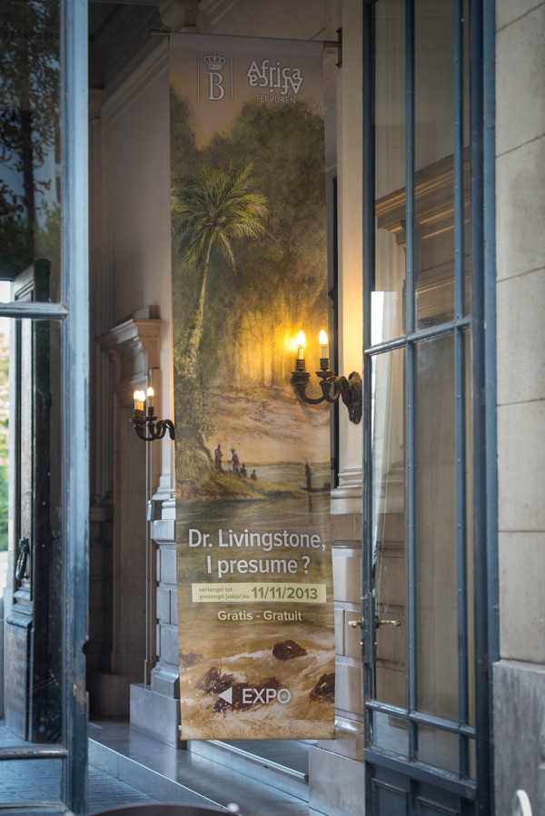 Dr. Livingstone, I Presume? ExpoDuo King Baudouin Foundation Museum Belvue Exhibitions & Events 2
