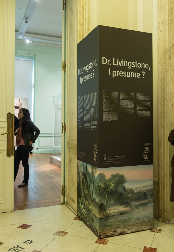 Dr. Livingstone, I Presume? ExpoDuo King Baudouin Foundation Museum Belvue Exhibitions & Events 3
